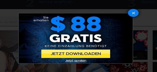 Poker Bonus bei 888poker