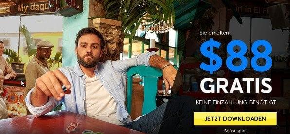 Bonus ohne Einzahlung bei 888 Poker
