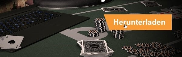 betway Poker Software-Download auf poker.betway.com