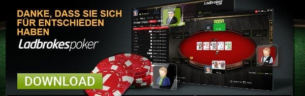 Ladbrokes Poker-Software Download auf ladbrokes.com