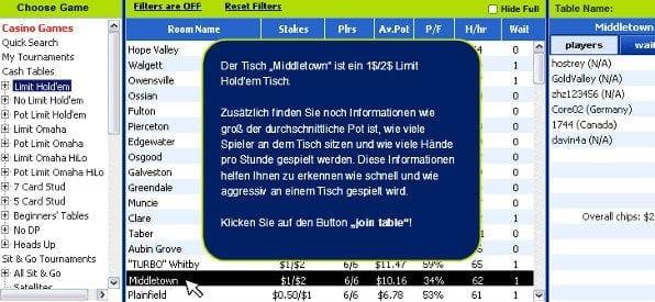 mybet Poker-Tutorials auf mybet.com