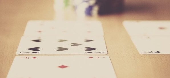 Texas Hold'em Poker-Kartendeck