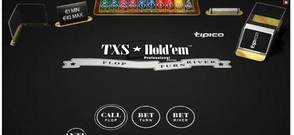 Pokertisch bei Tipico Poker auf tipico.com