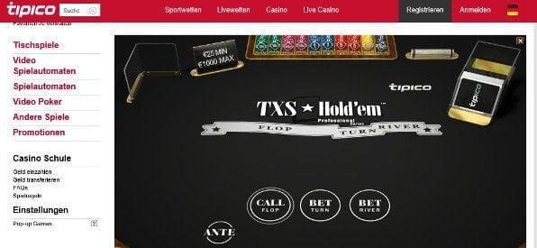 Tipico Poker