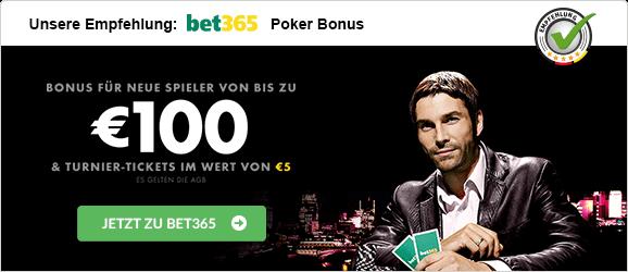 Bester Poker Bonus