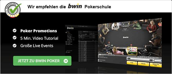 bwin Pokerschule