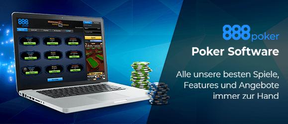 888 Poker Software