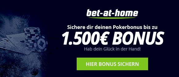 bet-at-home Poker Bonus