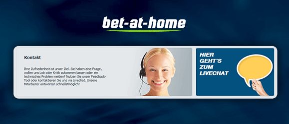 bet-at-home Poker Service