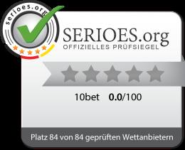10bet Test