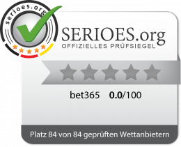 Bet365 Testsieger