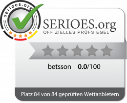 Betsson Test