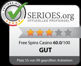 Free Spins Casino Test
