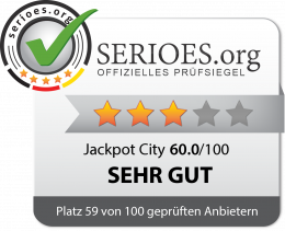 Jackpot City Test
