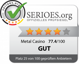 Metal Casino Test