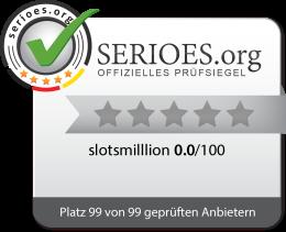 SlotsMilllion Siegel