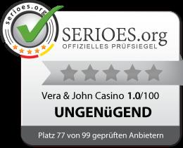 Vera & John Casino Test