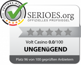 Volt Casino Test