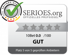 10Bet Siegel