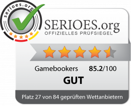 Gamebookers Test