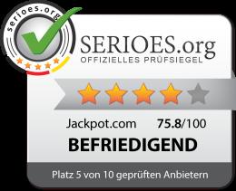 Jackpot.com Siegel