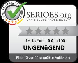 Lotto Fun Siegel