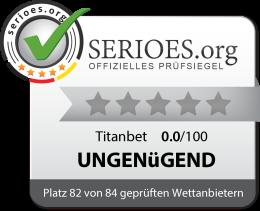 Titanbet Test