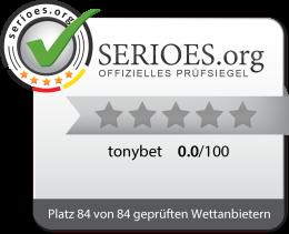 Tonybet Test