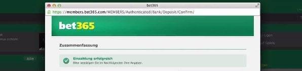 screenshot_bet365-einzahlungsbestaetigung
