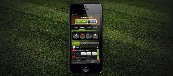 Erste mobile Wette über 10€ wird als Cashback abgesichert