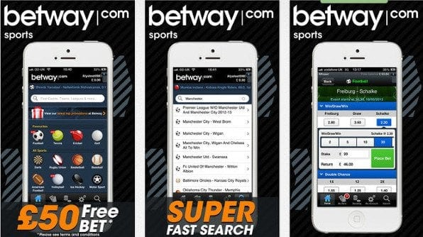 Mobile App ohne Abstriche ist als mobile Seitenversion und App verfügbar