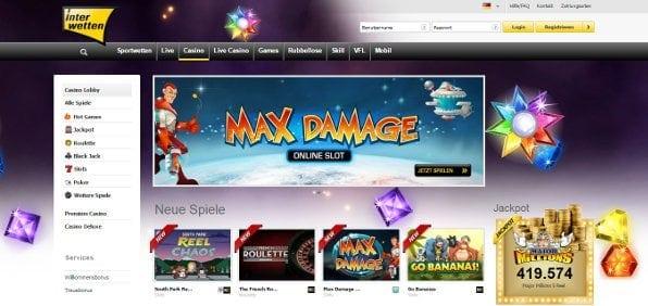 Im Casino ist von klassischen Games über die neusten Spielautomaten bis zu Live-Dealer Spielen alles vertreten
