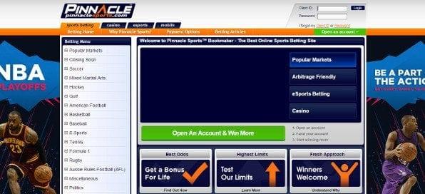 Eigenwillig gestaltete Startseite erfordert Orientierungsarbeit von neuen Kunden