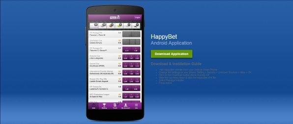 Die gut strukturierte mobile Webseite lässt kaum Wünsche offen