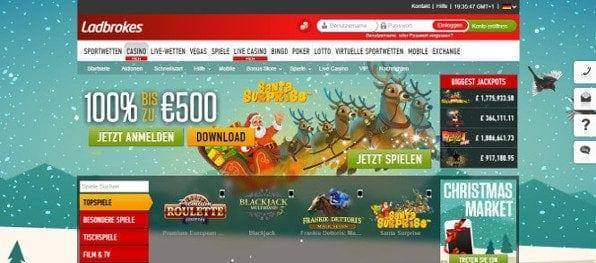Umfangreiches Casino mit großer Spielauswahl und attraktiven Boni
