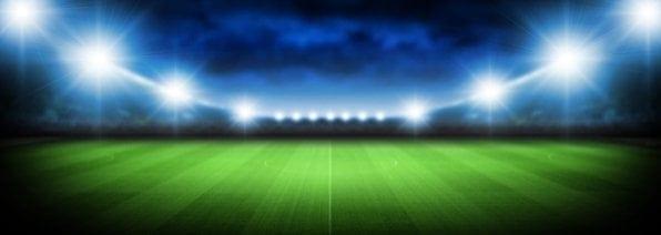 Ein Fußball Stock-Foto von Fotolia