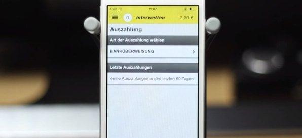 wett app android