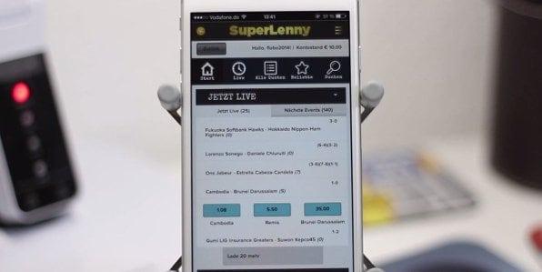 Die App besticht durch benutzerfreundliche Bedienung und schlichtes Design