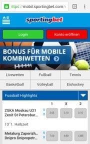 fussballwette app