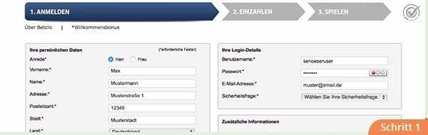 betclic_anmeldung_schritt1