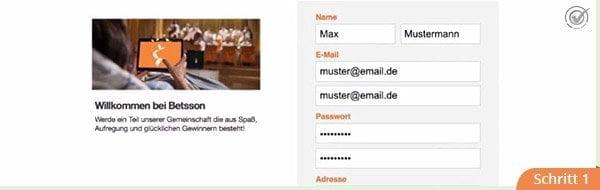 betsson_anmeldung_schritt1