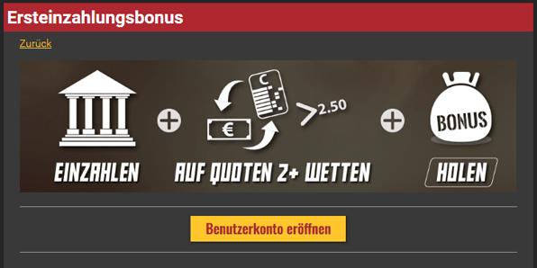 Betolimp Bonus