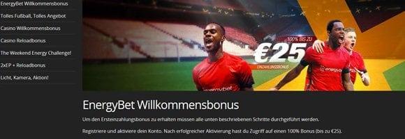 100% Sportwetten Bonus