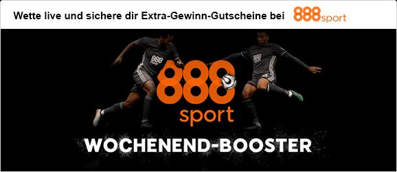 888sport Wochenend-Booster