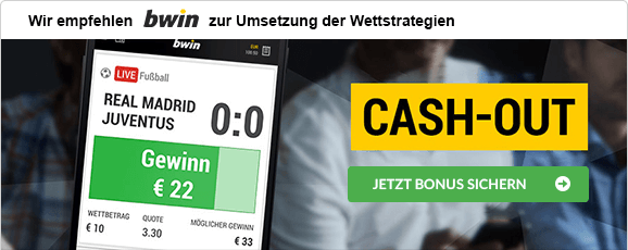 Sportwetten mit Cash-out Strategie bwin