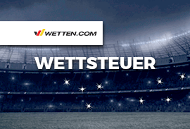 Wetten.com Wettsteuer