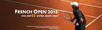 Energybet French Open