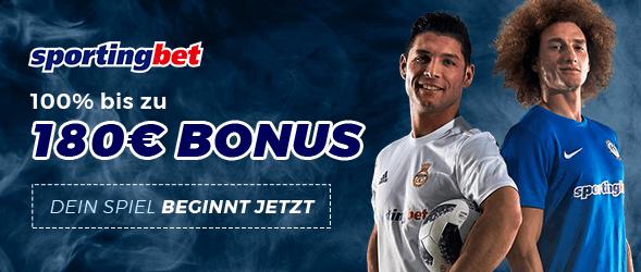 Sportingbet Bonus