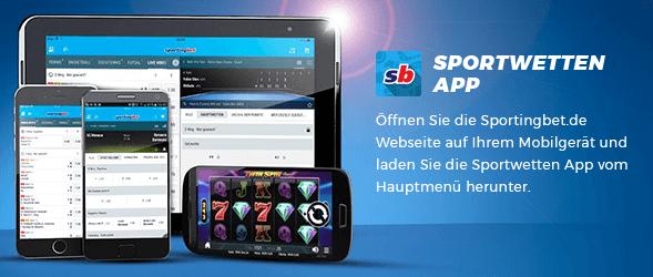 Sportingbet Sport App