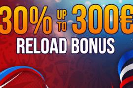 18bet Reload Bonus
